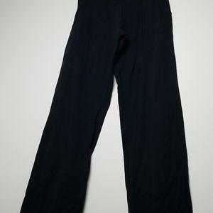Lululemon XL Men Pants Black Wide Leg Pockets